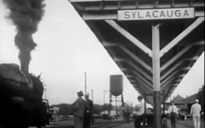 The Railroad in Sylacauga –  Remembrances of Sylacauga by Ginger Clifton