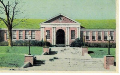 First Day of School – Remembrances of Sylacauga by Ginger Clifton